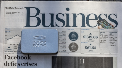 Boss Insights - Weekly Software Sector M&A Round Up - 25th January 2019