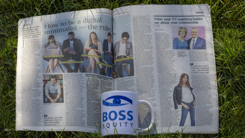 Boss Insights - Weekly M&A Round up - 24th May 2019